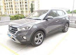 2019 Hyundai Creta 1.6 SX AT CRDI