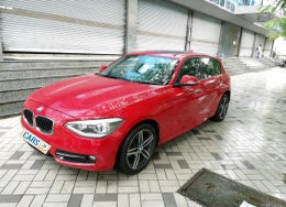 2013 BMW 1 Series 118D HATCHBACK