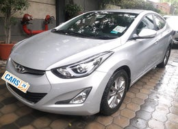2015 Hyundai New Elantra 1.6 SX AT O