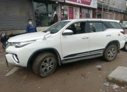 2018 Toyota Fortuner 2.7 4x2 AT