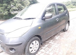 2008 Hyundai i10 SPORTZ 1.2 AT
