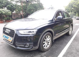 2014 Audi Q3 2.0 QUATTRO TDI AT