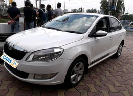 2015 Skoda Rapid 1.5 TDI AT AMBITION