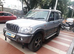 2003 Mahindra Scorpio 2.6 TURBO 8 STR