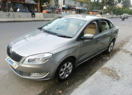 2014 Skoda Rapid 1.6 TDI MT AMBITION PLUS