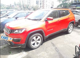 2017 Jeep Compass 2.0 LONGITUDE (O)