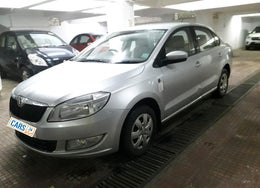 2014 Skoda Rapid AMBITION 1.6 MPI MT PLUS