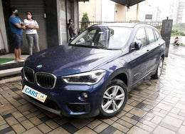 2018 BMW X1 SDRIVE 20D