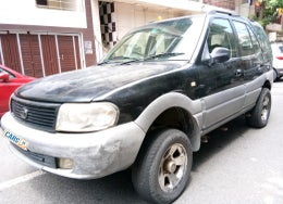 2007 Tata Safari 4X2 LX DICOR BS III