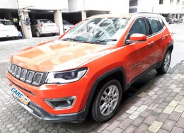 2017 Jeep Compass 2.0 LIMITED