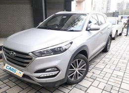 2017 Hyundai Tucson New 2WD AT GLS DIESEL