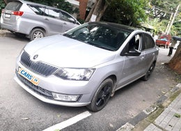 2018 Skoda Rapid 1.5 TDI MT AMBITION