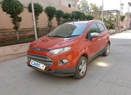 2013 Ford Ecosport 1.5 AMBIENTE TDCI