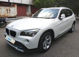 2012 BMW X1 SDRIVE 20D