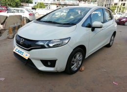 2017 Honda Jazz 1.2 V MT
