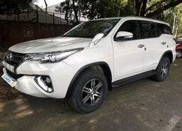 2016 Toyota Fortuner 2.8 4x2 AT
