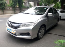 2014 Honda City 1.5 E MT PETROL
