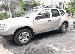 2013 Renault Duster 85 PS RXE