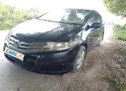 2008 Honda City S MT PETROL