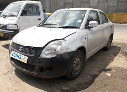 2010 Maruti Swift Dzire LDI BS IV