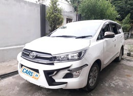 2018 Toyota Innova Crysta 2.8 GX AT 8 STR