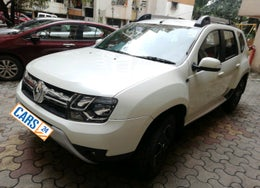 2016 Renault Duster RXZ AMT 110 PS