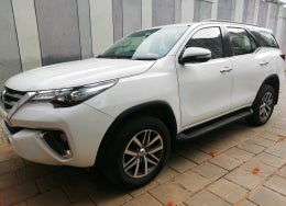 2016 Toyota Fortuner 2.8 4x4 AT