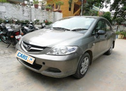 2007 Honda City ZX 1.5 EXI