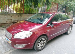 2010 Fiat Linea EMOTION PK 1.3