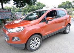 2016 Ford Ecosport 1.5 TITANIUM TI VCT AT
