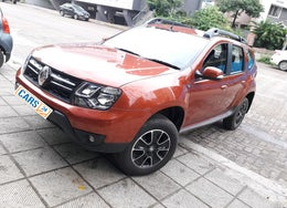 2019 Renault Duster RXS 106 PS MT