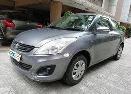 2012 Maruti Swift Dzire VXI 1.2 BS IV