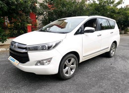2018 Toyota Innova Crysta 2.8 ZX AT 7 STR