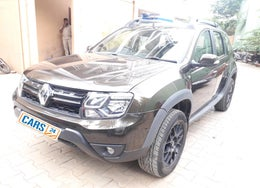 2019 Renault Duster RXS AMT 110 PS