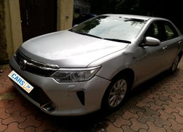 2015 Toyota Camry 2.5 AT