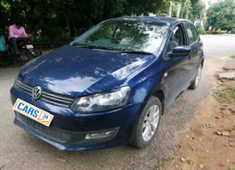 2013 Volkswagen Polo HIGHLINE1.2L PETROL