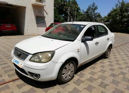 2007 Ford Fiesta 1.4 EXI