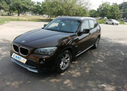 2011 BMW X1 SDRIVE 20D