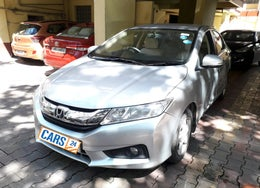 2014 Honda City V MT PETROL