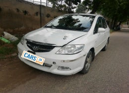 2008 Honda City ZX 1.5 VTEC PLUS