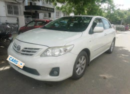 2011 Toyota Corolla Altis 1.8 G CNG