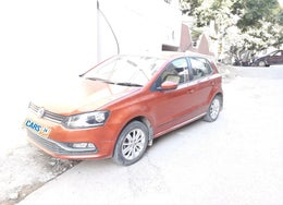 2016 Volkswagen Polo HIGHLINE1.2L PETROL