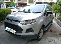 2017 Ford Ecosport 1.5 AMBIENTE TDCI