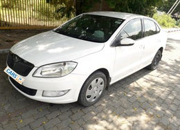 2016 Skoda Rapid 1.5 ACTIVE TDI MT