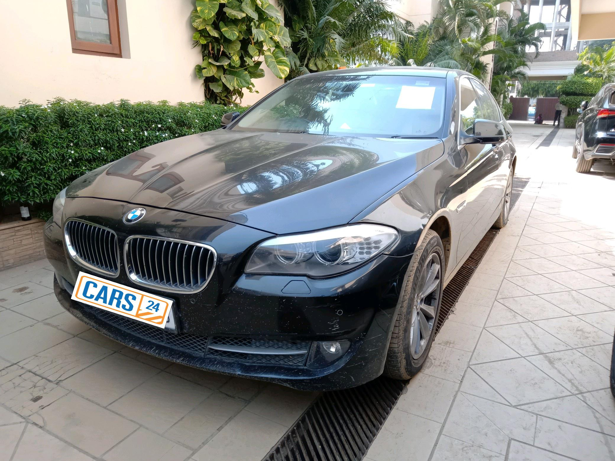Buy Used Bmw 5 Series In Bareilly Cars24