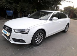 2014 Audi A4 35 TDI PREMIUM PLUS SUNROOF
