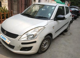 2012 Maruti Swift LXI