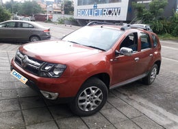 2017 Renault Duster 85 PS RXE