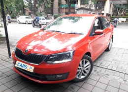 2017 Skoda Rapid 1.5 TDI AT STYLE PLUS