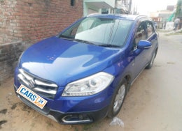 2015 Maruti S Cross ALPHA 1.6